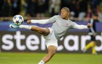 Monaco striker Kylian Mbappe. Picture: Twitter/@KMbappe