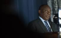 Deputy President Cyril Ramaphosa. Picture: GCIS.