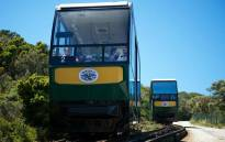 The Cape Point's 'Flying Dutchman' funicular. Picture: www.capepoint.co.za