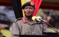 Uganda's President Yoweri Museveni. Picture: @KagutaMuseveni