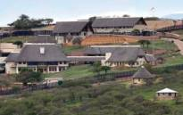 FILE: President Jacob Zuma's homestead in Nkandla in KwaZulu-Natal. Picture: EWN