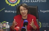FILE: Mayor of Cape Town Patricia de Lille. Picture: Cindy Archillies/EWN.