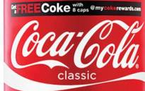 FILE: A Coca Cola beverage. Picture: Supplied