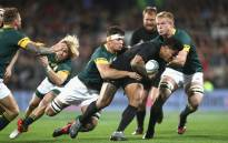 New Zealand crushed South Africa in Christchurch after recording a 41-13 in their Rugby Championship match on 17 September 2016. Picture: @Springboks via Twitter.