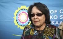 FILE: Cape Town Mayor, Patricia De Lille. Picture: Cindy Archillies