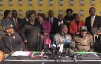 FILE: The Gauteng ANC's provincial executive committee unveiled its full list of mayoral candidates for the province. Picture: Kgothatso Mogale/EWN.