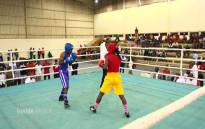A screengrab of female boxers taking part in weekly tournaments in Lusaka. Picture: CNN