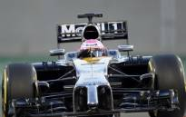 FILE: McLaren Mercedes driver Jenson Button in action. Picture: AFP