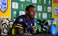 Proteas bowler Kagiso Rabada will be available to play again.  Picture: Twitter/@OfficialCSA