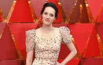 British actress Phoebe Waller-Bridge arrives for the 90th Annual Academy Awards on 4 March 2018 in Hollywood, California. Picture: AFP.
