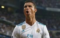 Cristiano Ronaldo. Picture: Facebook.com.