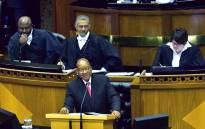 FILE: President Jacob Zuma responding to questions in the National Assembly in Parliament. Picture: GCIS