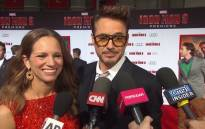 Hollywood hunk Robert Downey Jr. Picture: CNN