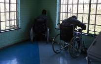 Patients at the Takalani Home for the mentally disabled in Soweto. It was one of the institutions affected during the Life Esidimeni tragedy. Picture: Ihsaan Haffejee/EWN