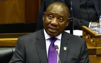 FILE: President Cyril Ramaphosa delivers the State of the Nation Address at the Parliament on 16 February 2018. Picture: AFP.