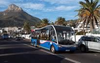 FILE: A MyCiTi bus seen in Cape Town. Picture: @MyCiTiBus/Twitter