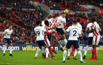 Tottenham Hotspur demolished Stoke City 5-1 . Picture: Twitter @SpursOfficial.