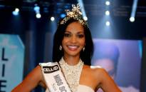 Newly crowned Miss South Africa Liesl Laurie on 29 March 2015. Picture: Yolanda Van der Stoep