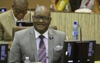 FILE: Gauteng Premier David Makhura. Picture: Sethembiso Zulu/EWN