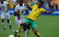 Bafana Bafana midfielder Bongani Zungu. Picture: www.safa.net.