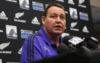 FILE: New Zealand coach Steven Hansen. Picture: Reinart Toerien/EWN