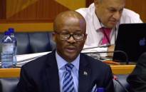 National Treasury's Director-General Dondo Mogajane. Picture: YouTube screengrab.