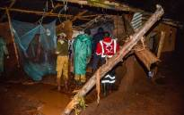 FILE: Volunteers search for survivors in a residential area after the Patel dam burst its bank at Solai, about 40 kilometres north of Nakuru, Kenya, on 10 May 2018. Picture: AFP.