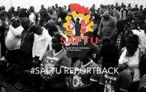 The South African Trade Union Federation is holding its Report Back Rally in Cape Town. Picture: Twitter/@SAFTU_media.