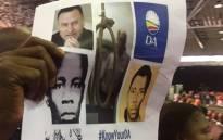ANC councillors in Tshwane have blamed the Democratic Alliance for the death of struggle hero Solomon Mahlangu. Picture: Masa Kekana/EWN.