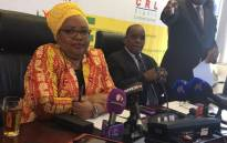 Thoko Mkhwanazi Xaluva says she has been repeatedly threatened and intimidated by Motsoeneng on public platforms and now fears for her life. Picture: Thando Kubheka/EWN