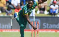 FILE: Proteas fast bowler Kagiso Rabada. Picture: Twitter/@OfficialCSA
