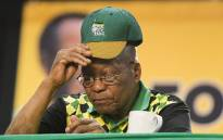 Jacob Zuma during the nominations process at the ANC's national conference on 17 December 2017. Picture: Sethembiso Zulu/EWN.