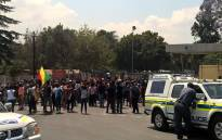 FILE: University of Johannesburg students have become the latest to join thousands of other students from universities across the country calling for cap in fee hike. Picture: Picture: Gia Nicolaides/EWN.