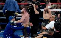 Gennady Golovkin and Saul 'Canelo' Alvarez fought to a draw. Picture: Twitter.