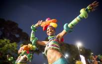 An image from the 2015 Cape Town Carnival on Saturday 14 March 2015. Picture: Thomas Holder/EWN