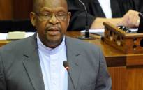 FILE: Parliament's Justice Committee chairperson Mathole Motshekga. Picture: GCIS.