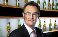 SABMiller CEO Alan Clark. Picture: Tom Stockill/SABMiller.