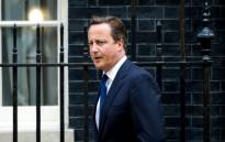 FILE: David Cameron. Picture: Leon Neal/AFP.