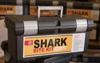 An NSRI shark bite kit. Picture: nsri.org.za
