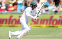 Quinton de Kock struggled with the bat in the series against India
