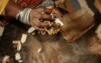 Traditional healer. Picture: EWN.