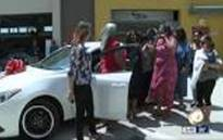 Selfless San Diego lunch lady gets new car from students. Picture: CNN