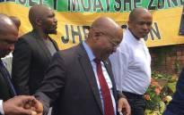 Former President Jacob Zuma. Picture: Gia Nicolaides/EWN