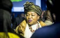 FILE: ANC chairperson Baleka Mbete. Picture: Reinart Toerien/EWN