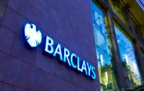 Barclays logo. Picture: barclaysafrica.com