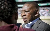 FILE: Higher Education Minister Blade Nzimande. Picture: Reinart Toerien/EWN