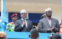 Somali President Mohamed Abdullahi Farmaajo. Picture: Twitter @M_Farmaajo
