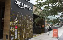 The Amazon Go grocery store at the Amazon corporate headquarters in Seattle, Washington. Picture: AFP