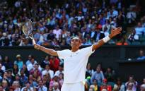 FILE: Australian Nick Kyrgios celebrates his victory over world number one Rafael Nadal at Wimbledon. Picture: Facebook.com