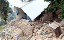 FILE: Damaged homes following a 5.7 magnitude earthquake which struck Tanzania'a Lake Zone region. Picture: AFP.